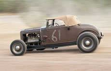 Toby 1930 Ford A V8